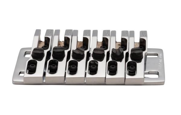 Kahler 2450-N6 Series - 6-String Bass Fixed Bridge