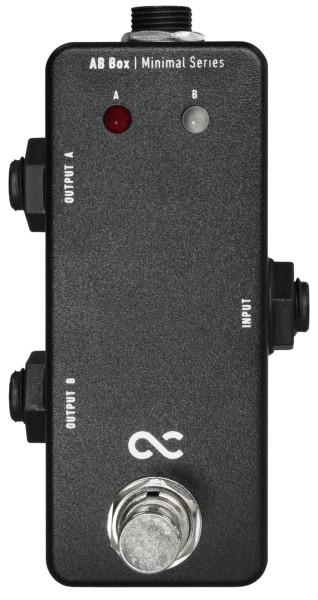 One Control Minimal Series AB Box - A/B Switch