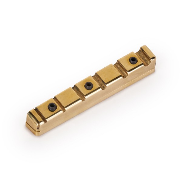Warwick Parts - Just-A-Nut III, 6-String, 55 mm width - Brass