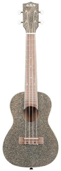 KALA KA-SPRK-GOLD - Sparkle Series Stardust Gold Concert Ukulele, with Bag (UB-C)