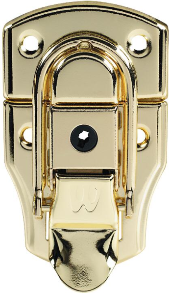 RockGear Spare Part - Lock for Hardshell Cases - Gold