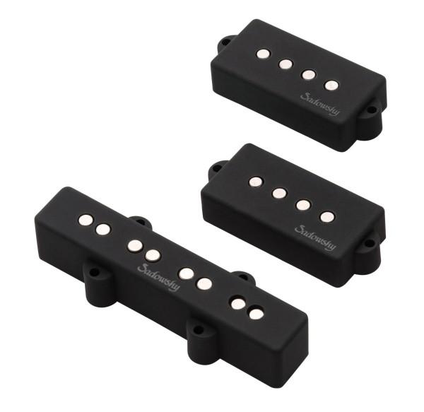 Sadowsky P/J-Style Bass Pickup Set, 4-String