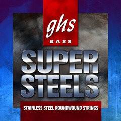 GHS Super Steels Bass String Sets