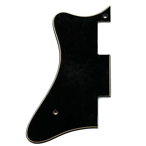 Framus Parts - Pickguard for Framus Mayfield, Lefthand - Black