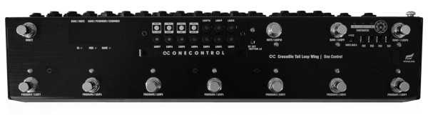 One Control Crocodile Tail Loop Wing (OC10W) - Programmable 10-Channel Loop Switcher