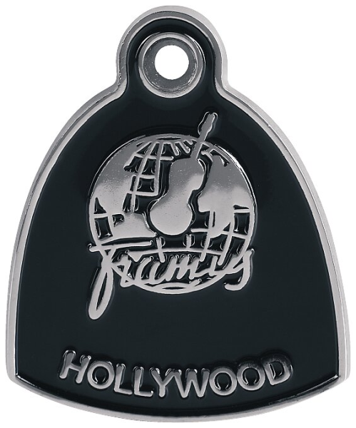 Framus Parts - Truss Rod Cover for Framus Hollywood