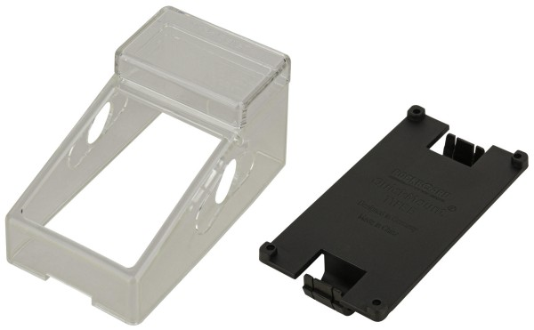 RockBoard PedalSafe Type E - Protective Cover And RockBoard Mounting Plate For Standard Boss Pedals