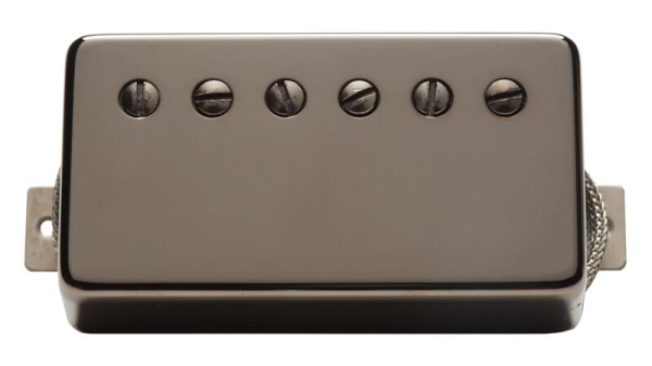 Seymour Duncan APH-2n Slash Alnico II Pro Humbucker, Neck - Black Nickel Cover