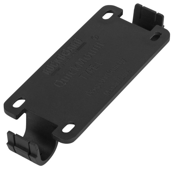 RockBoard QuickMount Type L - Pedal Mounting Plate For Standard Mini Pedals