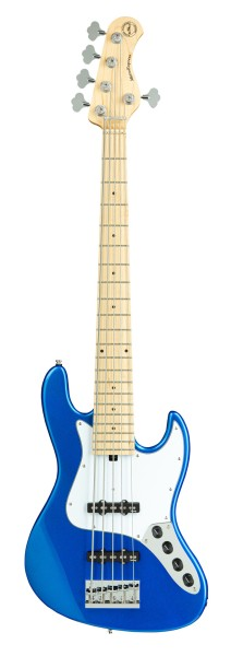 Sadowsky MetroExpress 21-Fret Vintage J/J Bass, Maple Fingerboard, 5-String