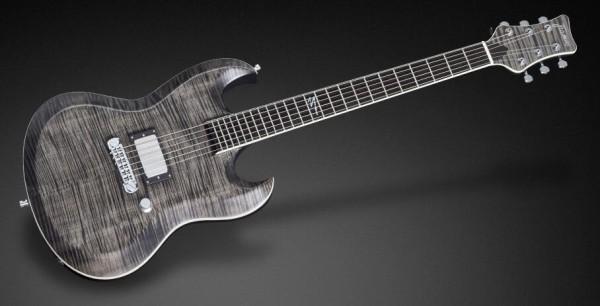 Framus Custom Shop Phil XG Signature - Nirvana Black Transparent Satin - 16-3320