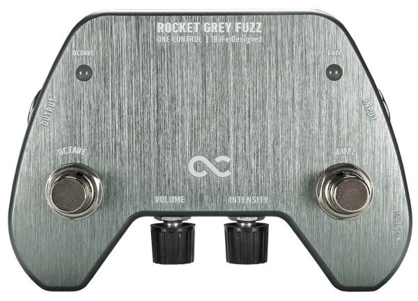 One Control Rocket Grey Fuzz - Octave Up Fuzz