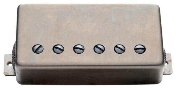 Seymour Duncan APH-2b Slash Alnico II Pro Humbucker, Bridge - Raw Nickel Cover