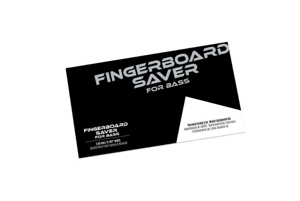 RockCare Fingerboard Savers - for Bass & Extended Range Guitars
