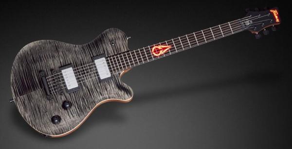 Framus Custom Shop Panthera Supreme - Nirvana Black Transparent High Polish - 17-3442