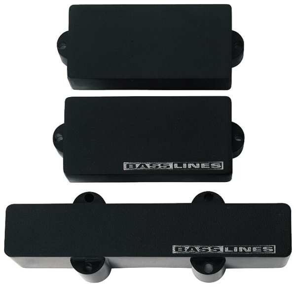 Seymour Duncan APJ - PJ, Active Bass Pickup Sets