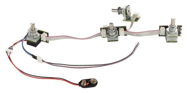 Warwick Parts - Warwick 2-Way Electronics for Warwick Streamer LX