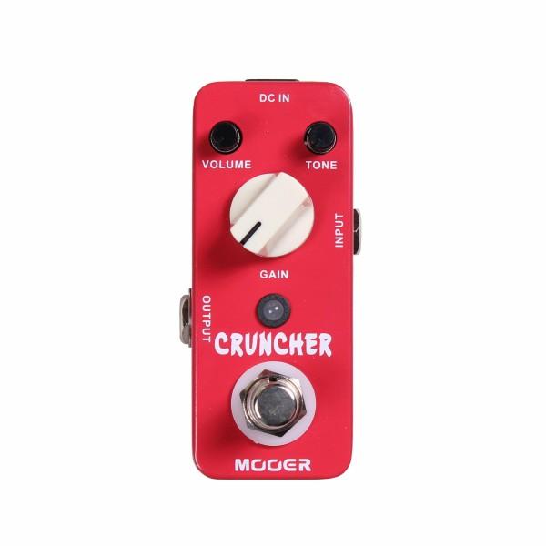 Mooer Cruncher, Distortion Pedal