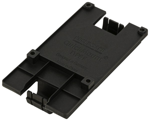 RockBoard QuickMount Type F - Pedal Mounting Plate For Standard Ibanez TS / Maxon Pedals