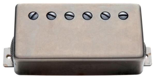 Seymour Duncan APH-2n Slash Alnico II Pro Humbucker, Neck - Raw Nickel Cover