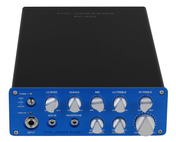 Phil Jones Bass BP-800 Compact Bass Amp Head - Bass Amp, 800 Watt