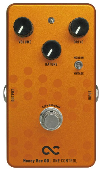 One Control Honey Bee OD - Overdrive