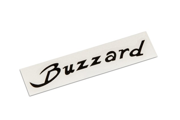 "Warwick - ""Buzzard"" Headstock Decal"