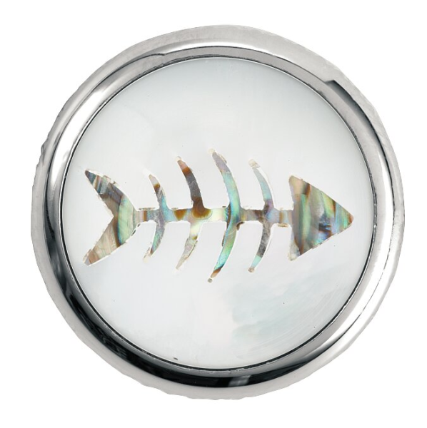 Framus & Warwick - Stacked Potentiometer Dome Knobs, Fishbone Inlay