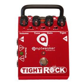 Amptweaker TightRock Rock Distortion Pedal