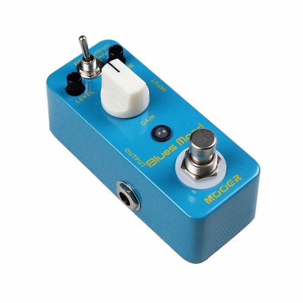 Mooer Blues Mood, Blues Drive Pedal