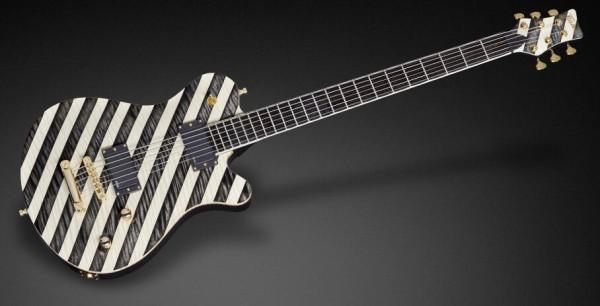Framus Custom Shop Panthera Supreme - Axel Ritt Black 'n' White - 16-3127