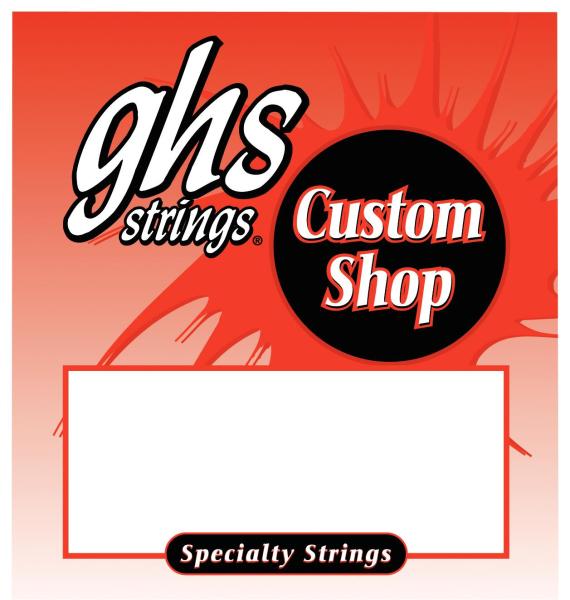 GHS Custom Shop - Gypsy Loop End - Classical Guitar String Set, Loop End, for D'jango Guitars