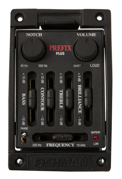 Warwick Parts - Fishman Prefix Plus Electronics and Piezo Pickup