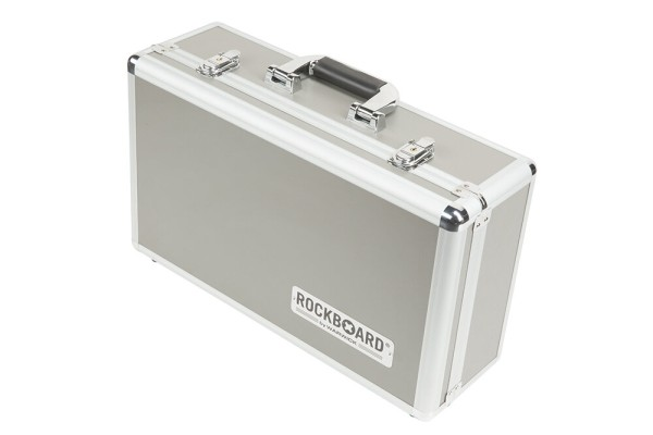 RockBoard Professional Flight Case for RockBoard TRES 3.0 Pedalboard
