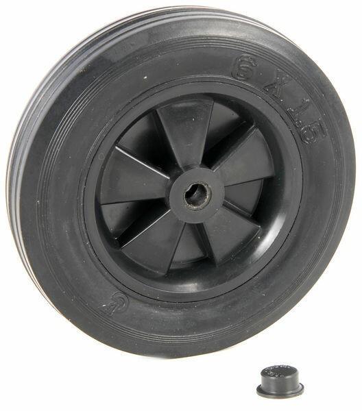 RockGear Spare Part - Wheel for RockBag Hardware Caddy RB 22510 B