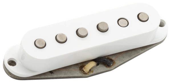 Seymour Duncan Antiquity II Retrospec'd Surfer Strat - Bridge Pickup - White