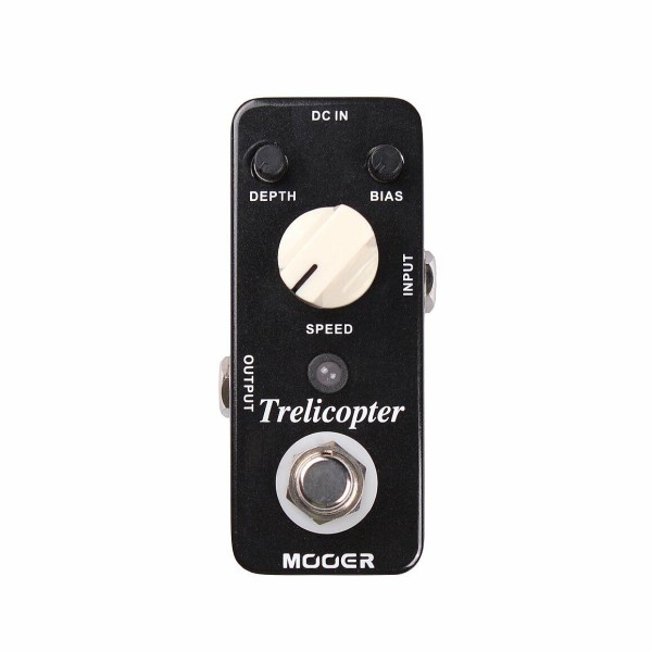 Mooer Trelicopter, Optical Tremolo Pedal