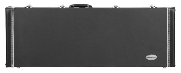 RockCase - Deluxe Line - Electric Guitar Hardshell Case - Black Tolex