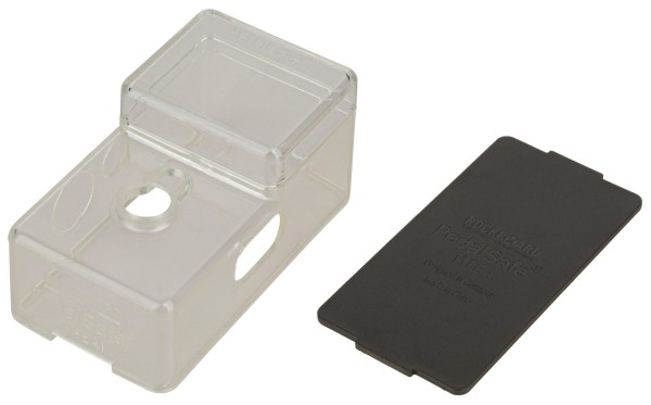 RockBoard PedalSafe Type A1 - Protective Cover And Universal Mounting Plate For Standard Single Pedals