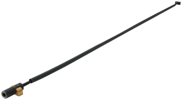Warwick Parts - 2-Way Truss Rod, Steel, 580 mm for Warwick & Rockbass Alien