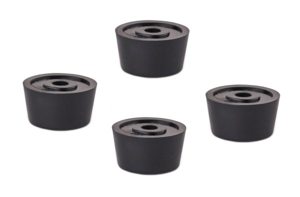RockBoard Spare Parts - Feet For All Rockboard Pedalboards, 4 pcs.