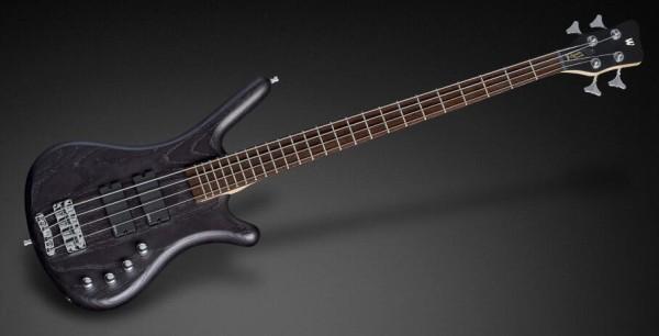 Warwick RockBass Corvette Taranis, 4-String, BEAD Tuning - Nirvana Black Transparent Satin