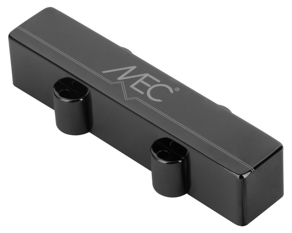 MEC Active J-Style Bass Pickups (Short), Metal Cover, 4-String