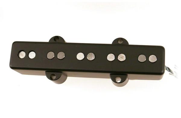 Nordstrand NJ5S J Style Split Coil Pickups, Hum-Cancelling, Long Cover - 5 Strings