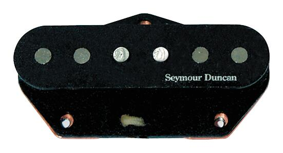 Seymour Duncan APTL-3JD - Jerry Donahue Lead Tele, Bridge Pickup - Black