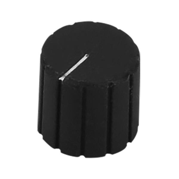 Source Audio Spare Parts - Black Poti Knob with White Line (Soundblox 2)
