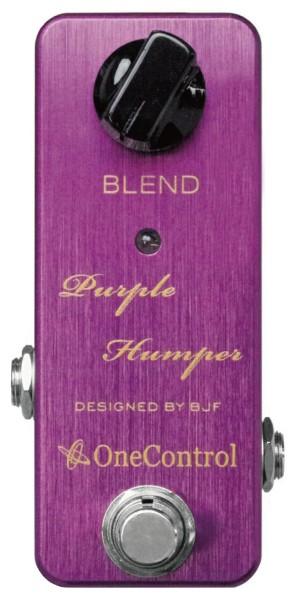 One Control Purple Humper - Mid-Range Boost