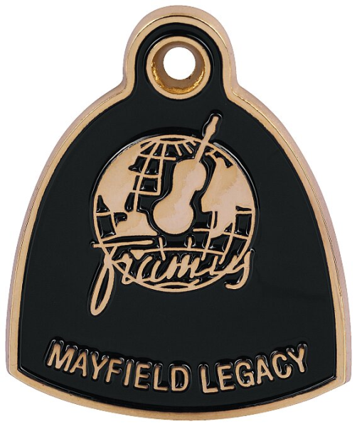 Framus Parts - Truss Rod Cover for Framus Mayfield Legacy