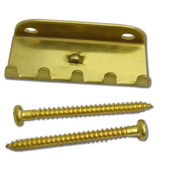 Floyd Rose FRTCBRASS - Brass Tremolo Claw & Screws