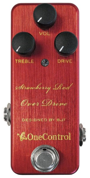 One Control Strawberry Red - Overdrive